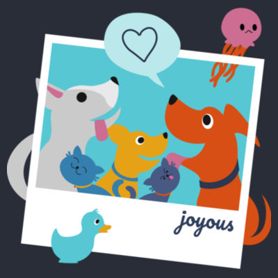 Joyous Family Photo Design