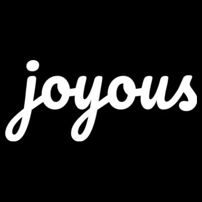 Joyous - Mens Staple T shirt Design